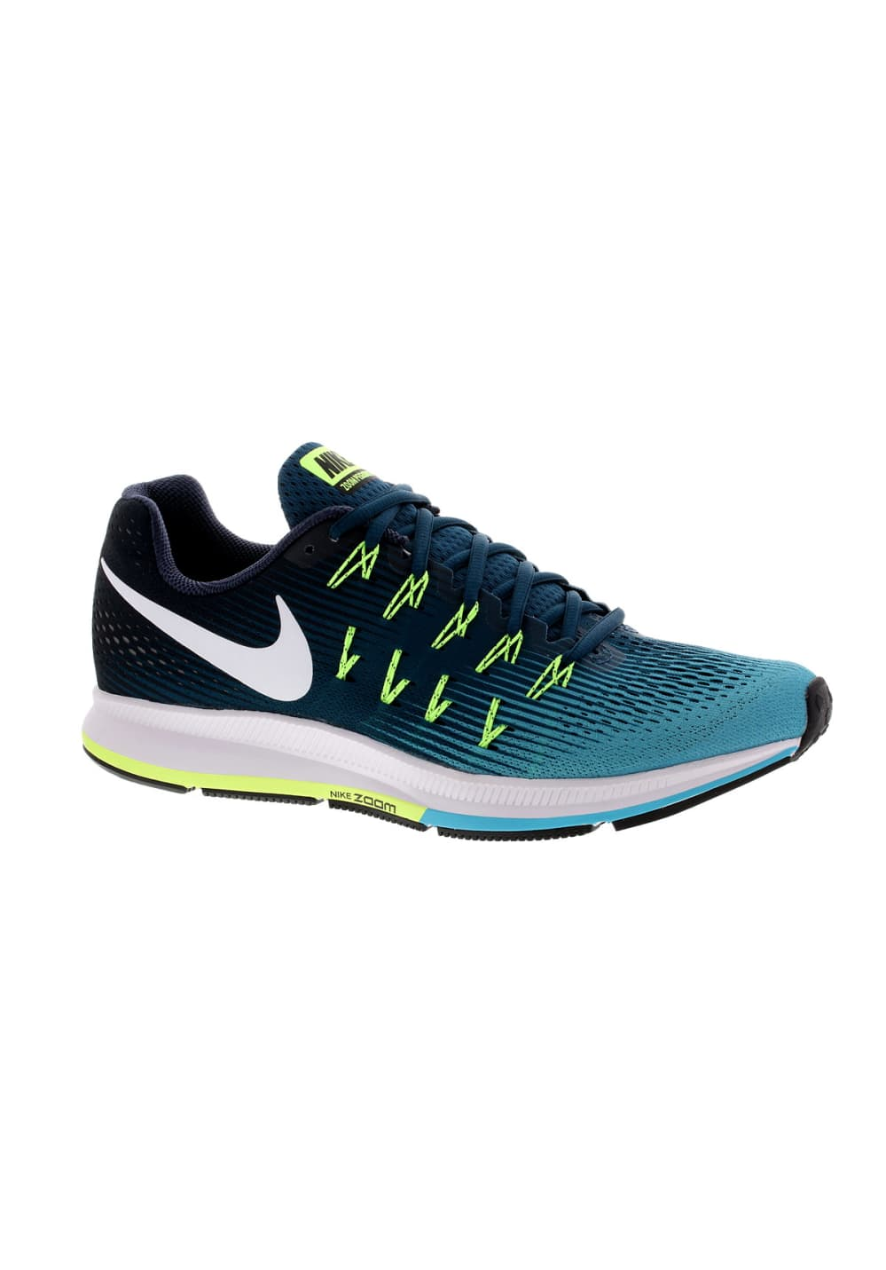 best cheap 5bbd7 30972 Nike Air Zoom Pegasus 33 - Running shoes for Men - Blue