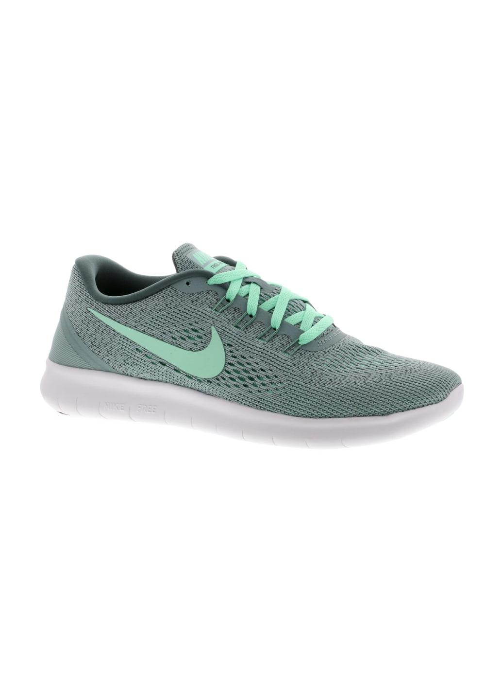 Nike Free Run - Laufschuhe für Damen - Blau