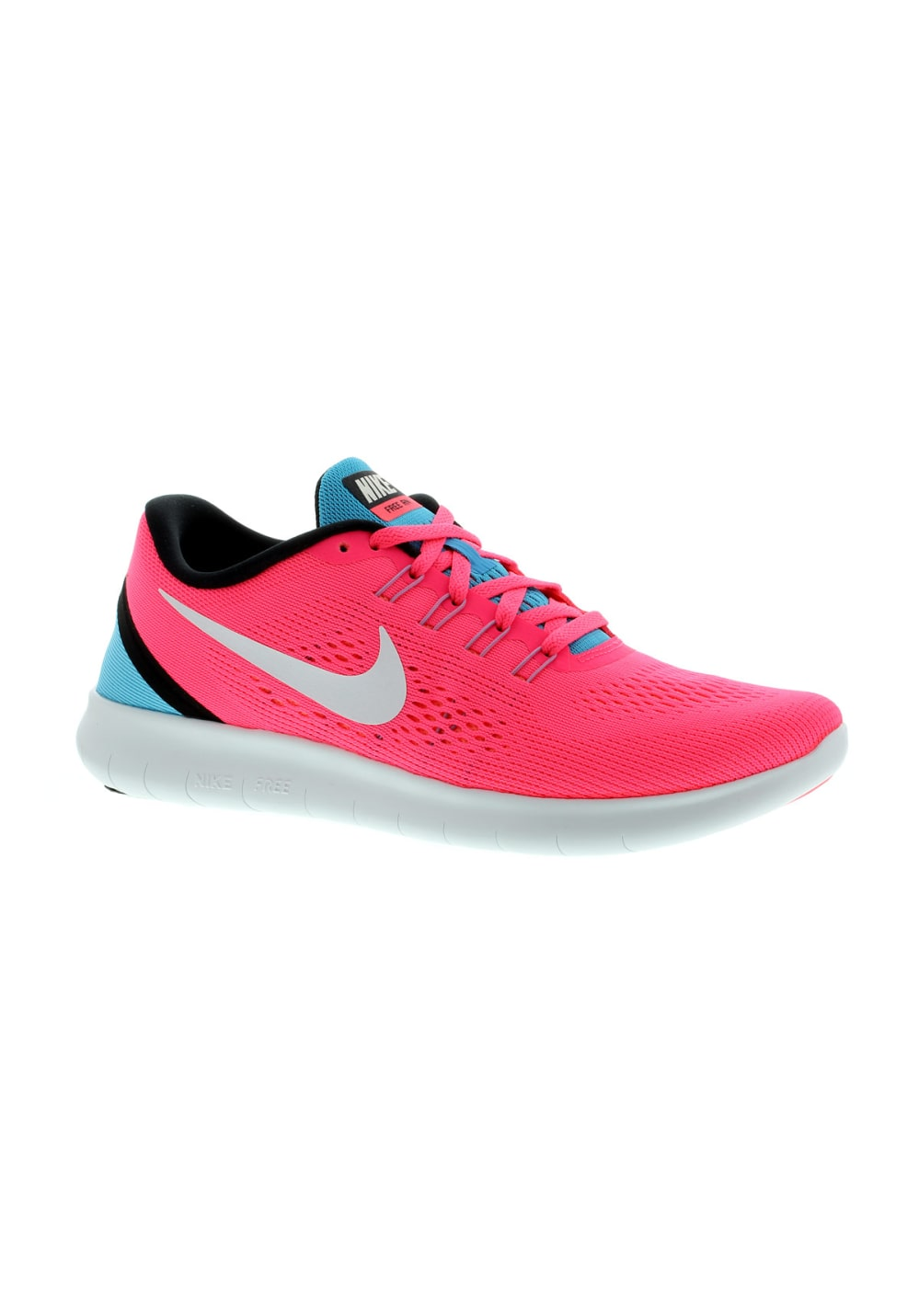 Nike Free RN - Laufschuhe für Damen - Pink