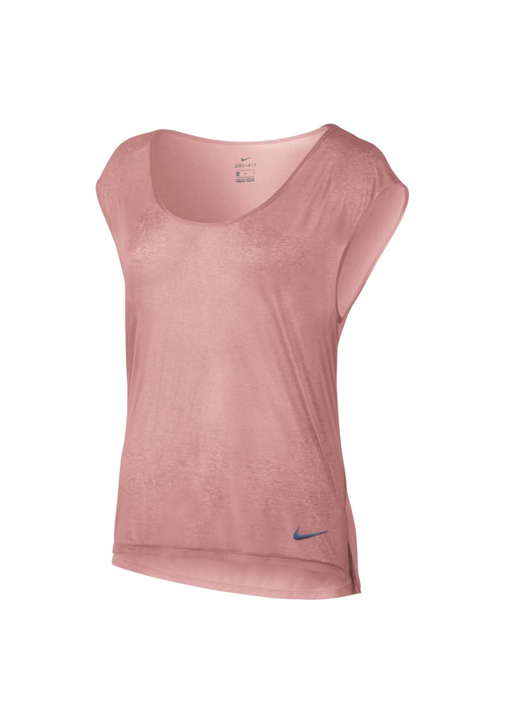 edee234371b2c ... Nike Breathe Running Top - Running tops for Women - Pink. Back to  Overview. 1  2. Previous
