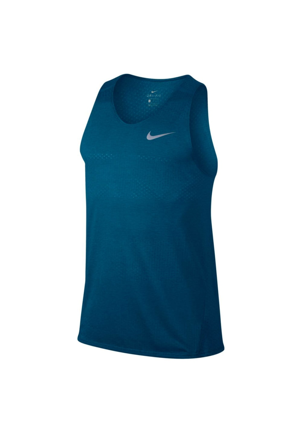f313a40005877 ... Nike Breathe Running Tank - Running tops for Men - Blue. Back to  Overview. 1  2. Previous