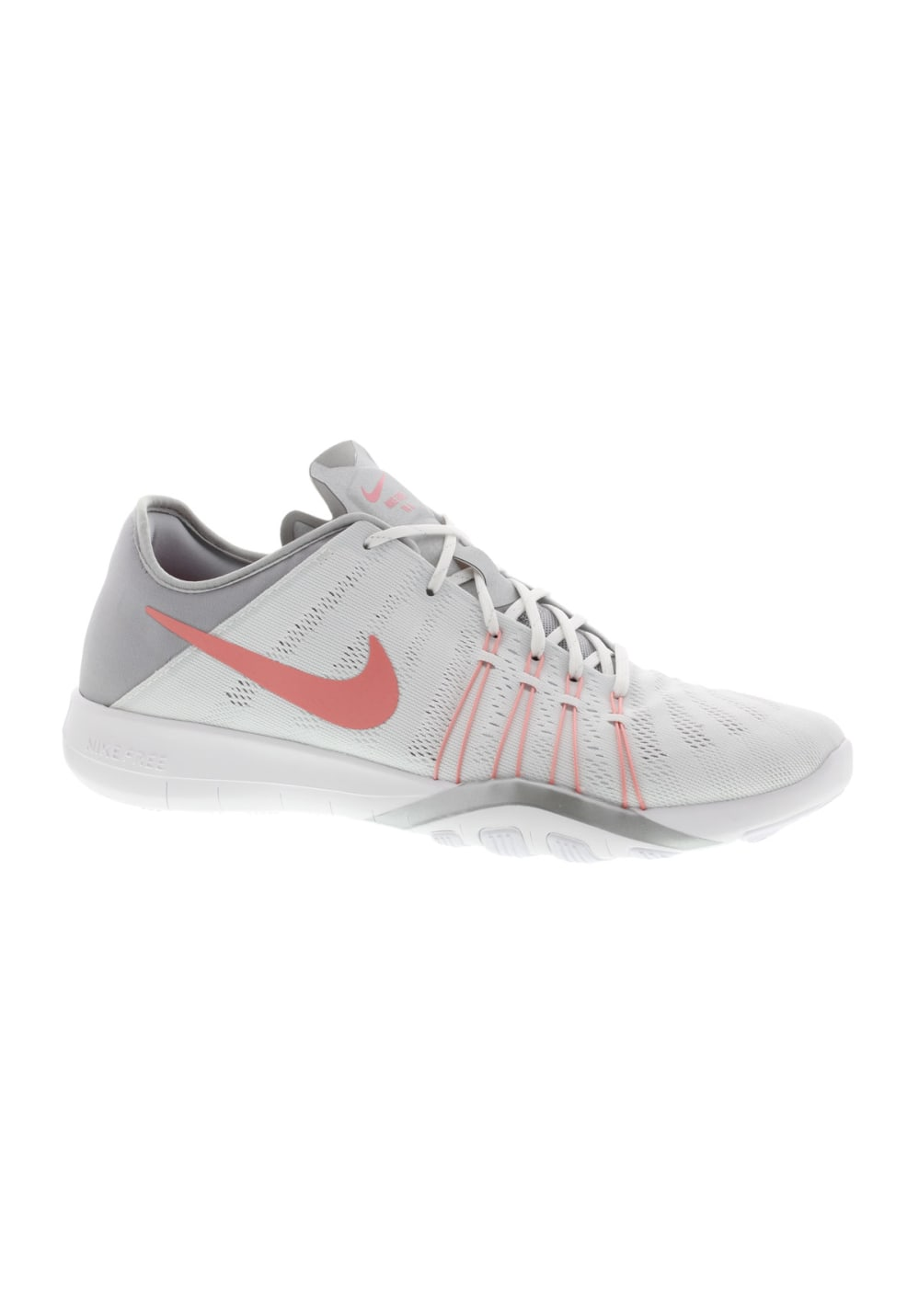 revendeur 90b32 89f5d Nike Free TR 6 - Fitness shoes for Women - Grey