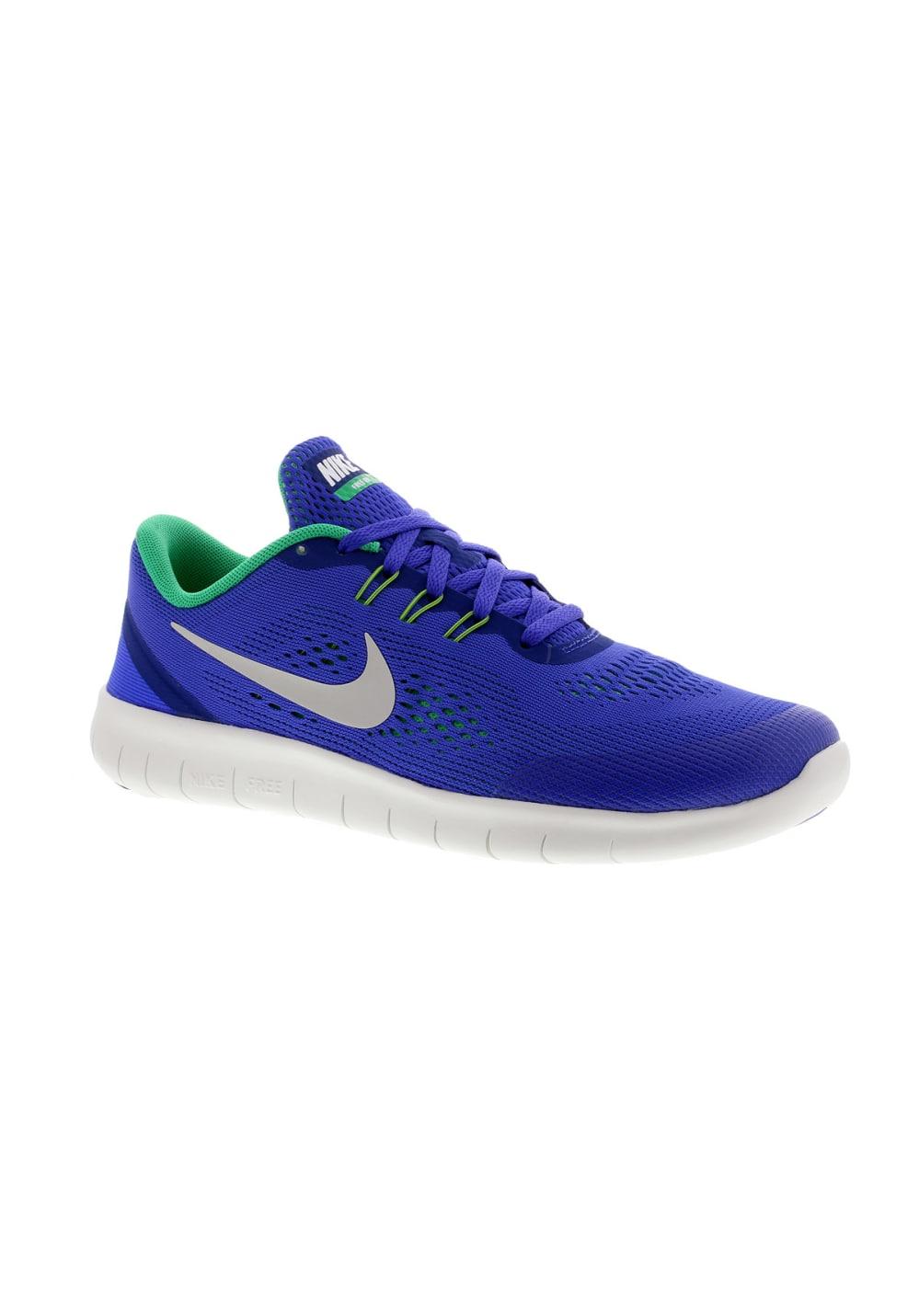 online store 4b1ec 5d7e8 Nike Free RN GS Boys - Running shoes - Purple