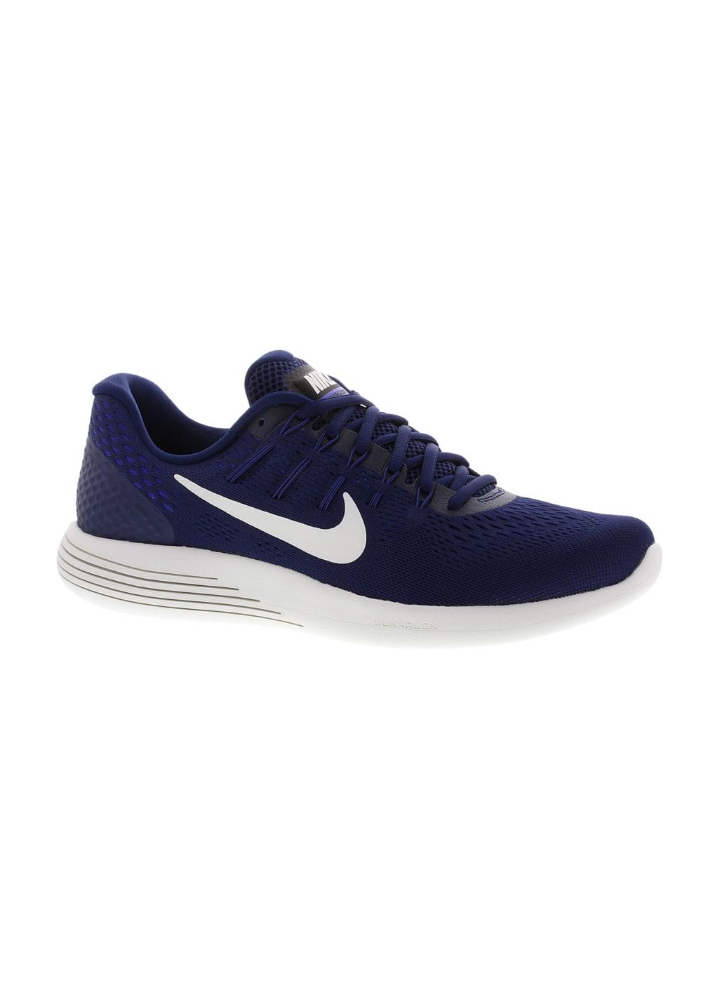 Nike Lunarglide 8 - Laufschuhe für Herren - Blau