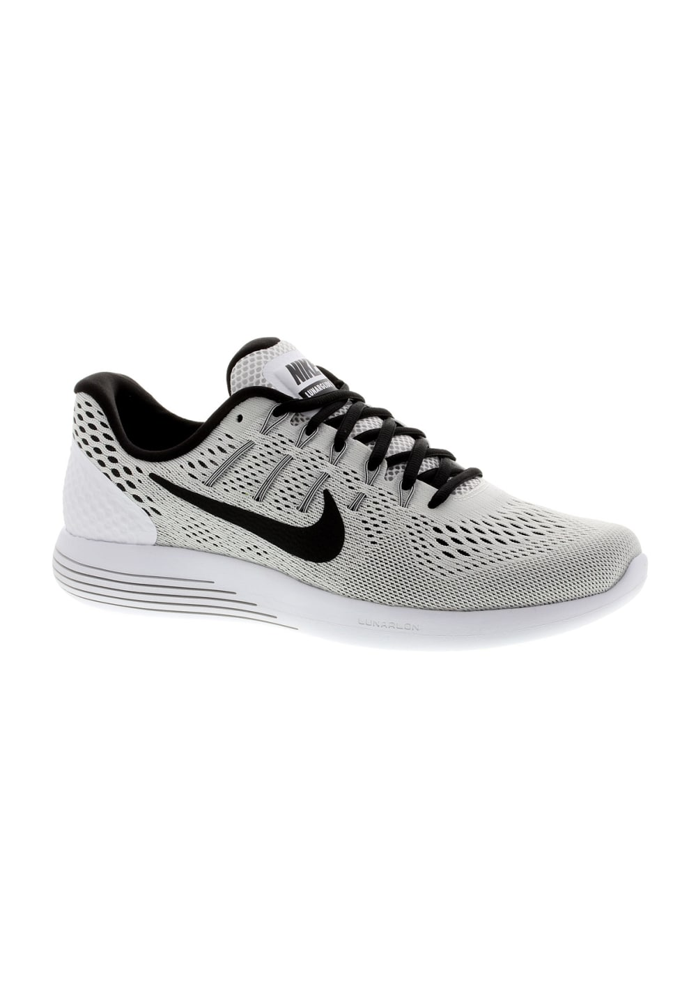 5743ccfe8658 Nike Lunarglide 8 - Running shoes for Women - Grey