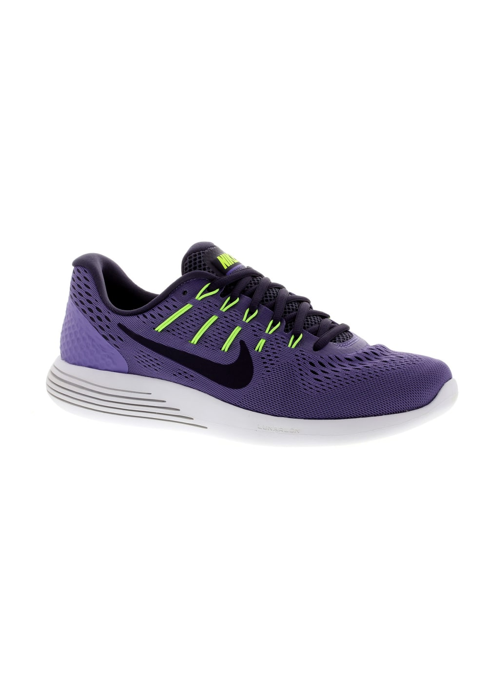 Nike Lunarglide 8 - Running shoes for Women - Purple  63b1c94479