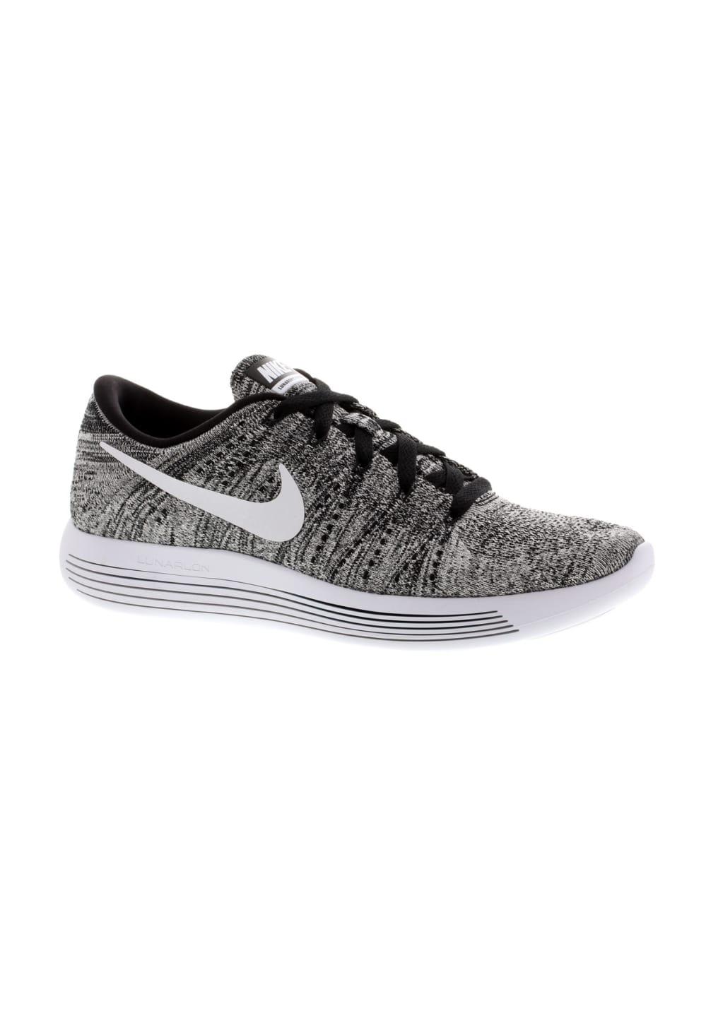 sale retailer e97c1 f3ac0 Nike Lunarepic Low Flyknit - Running shoes for Women - Grey