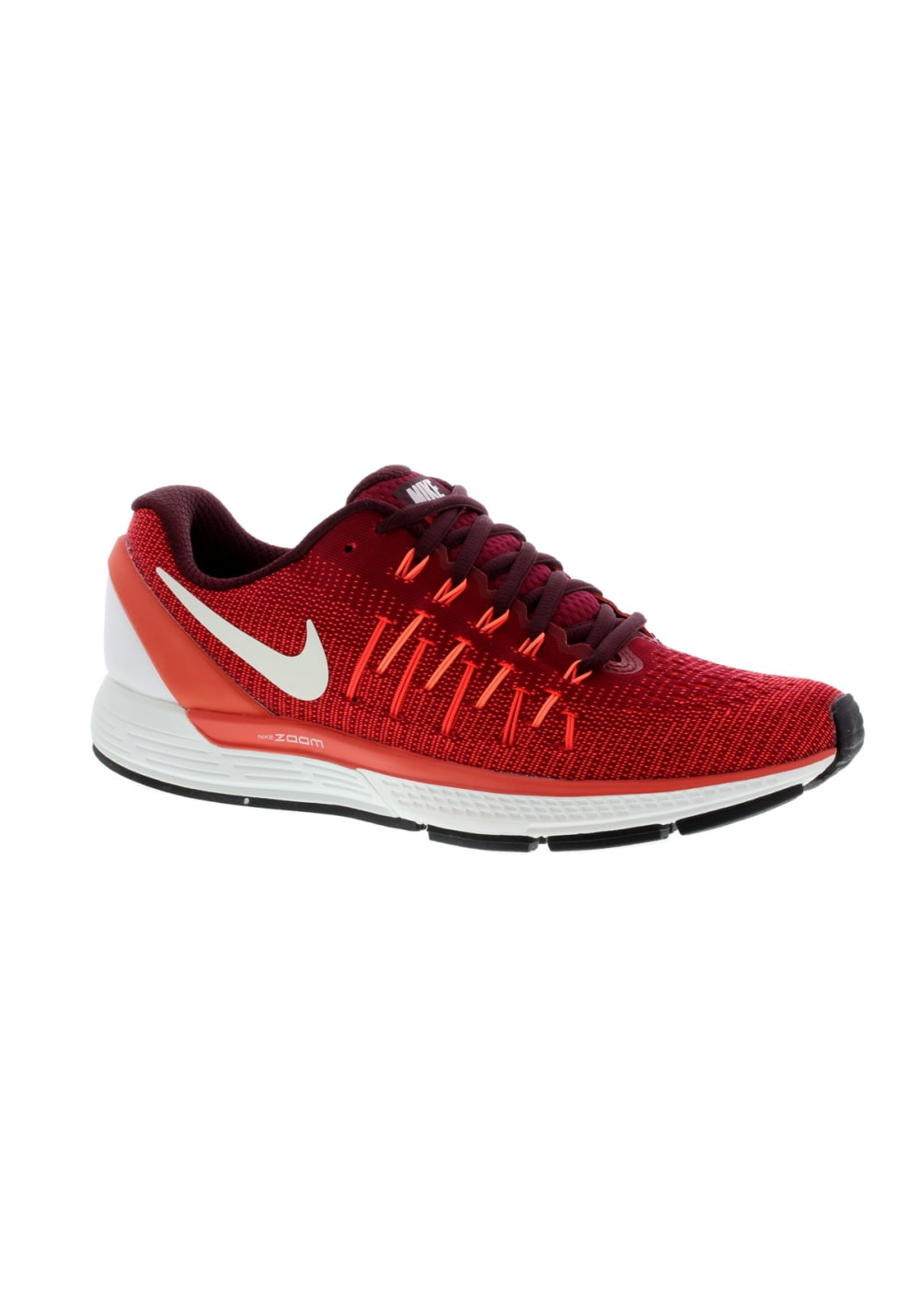 nouveau concept f965c b1a66 Nike Air Zoom Odyssey 2 - Chaussures running pour Femme - Rouge