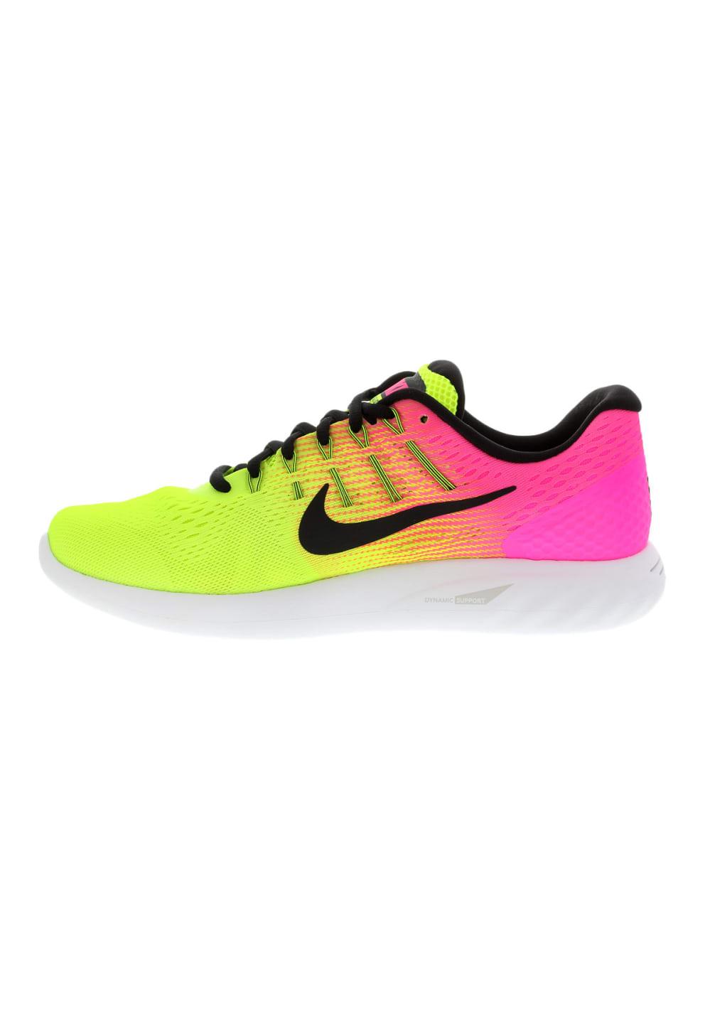revendeur 218a0 42d19 Nike Lunarglide 8 OC - Chaussures running pour Femme - Jaune