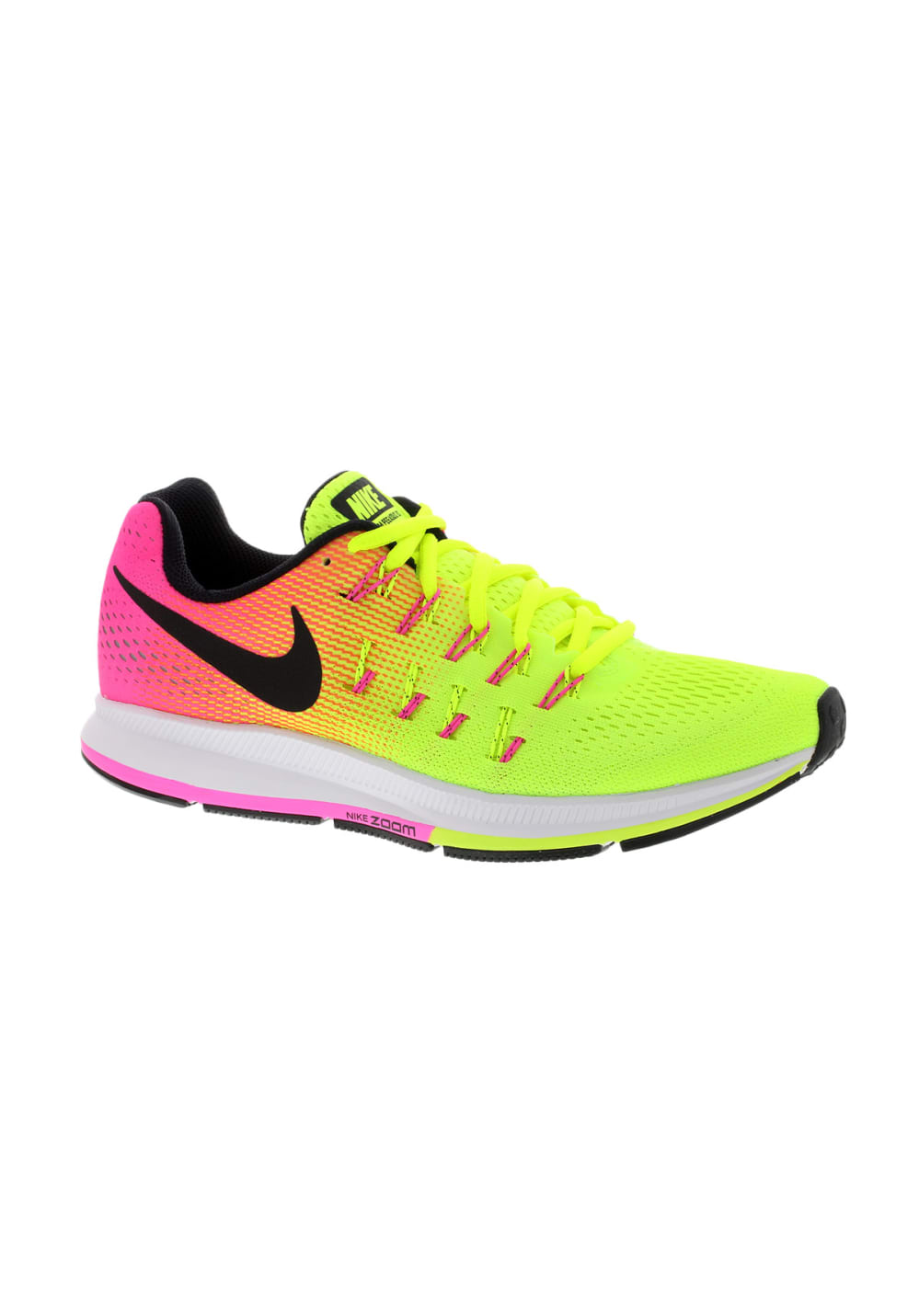 28d7dc46599a ... Nike Air Zoom Pegasus 33 OC - Running shoes for Men - Yellow ...
