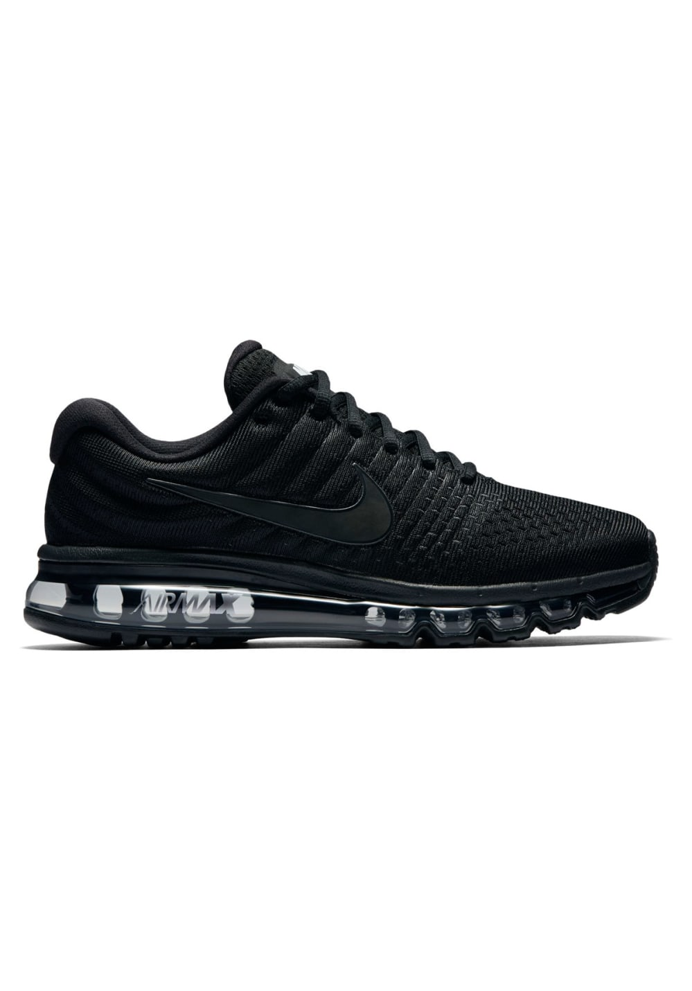 new arrival 1289a 0fe97 Nike Air Max 2017 - Running shoes for Men - Black