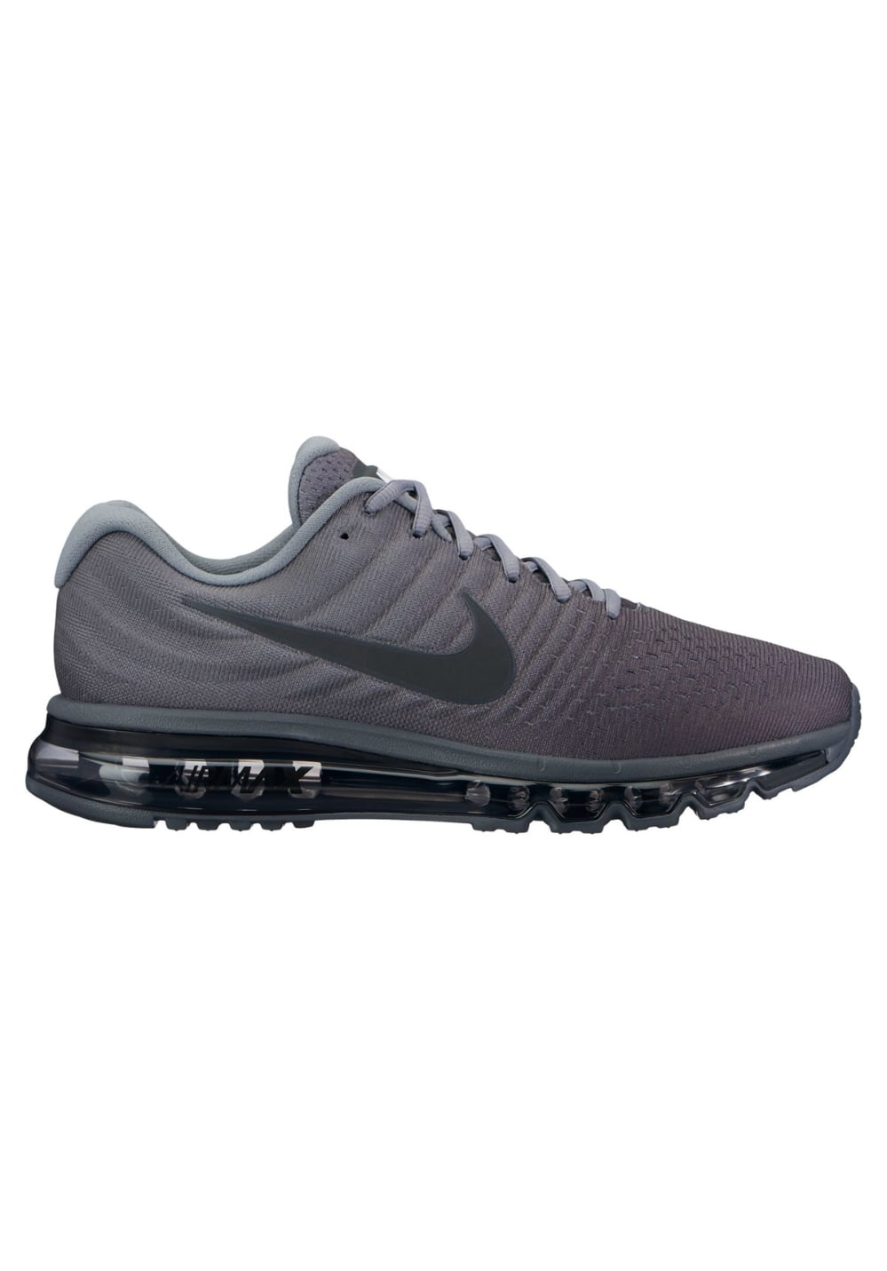 reputable site 88314 b21fc Nike Air Max 2017 - Running shoes for Men - Grey