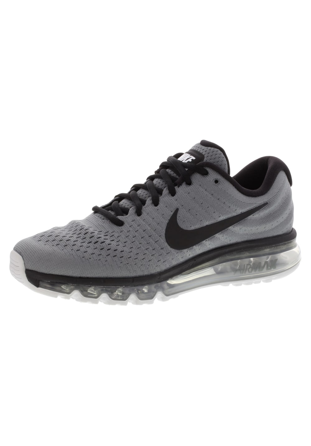 meilleures baskets e014a 4880f Nike Air Max 2017 - Chaussures running pour Homme - Gris