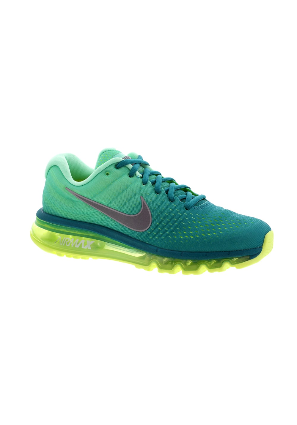 low priced ba1d7 91571 Nike Air Max 2017 - Running shoes for Women - Blue