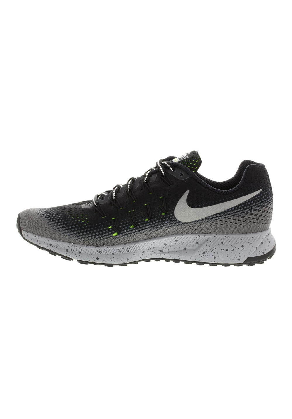 Nike Air Zoom Pegasus 33 Shield - Running shoes for Men - Black