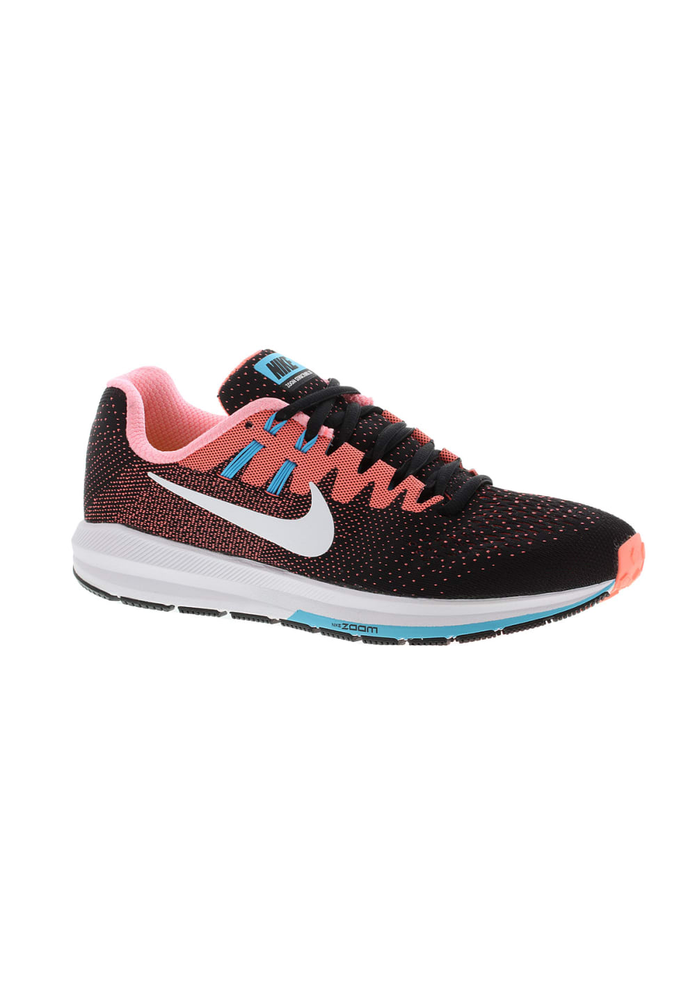 online store 96da7 caaa0 Nike Air Zoom Structure 20 - Running shoes for Women - Black
