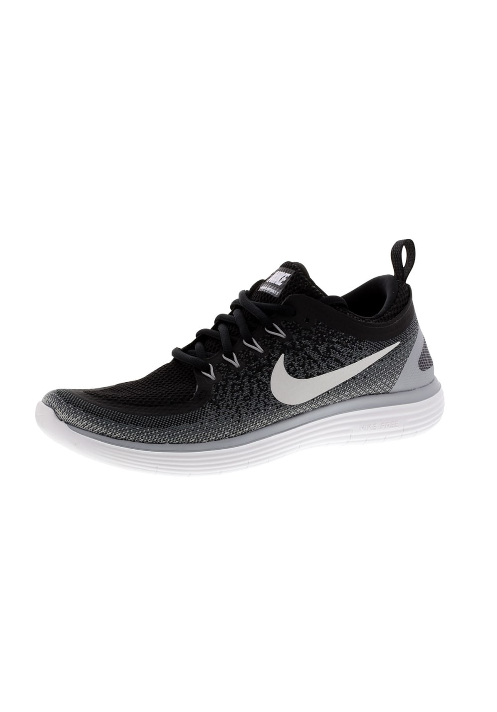 photos officielles 60f45 ebf26 Nike Free RN Distance 2 - Chaussures running pour Homme - Noir