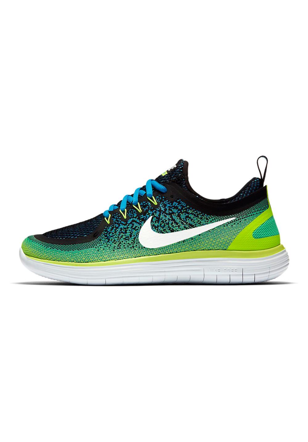 ec90fe8bd11c3 Nike Free RN Distance 2 - Running shoes for Men - Blue
