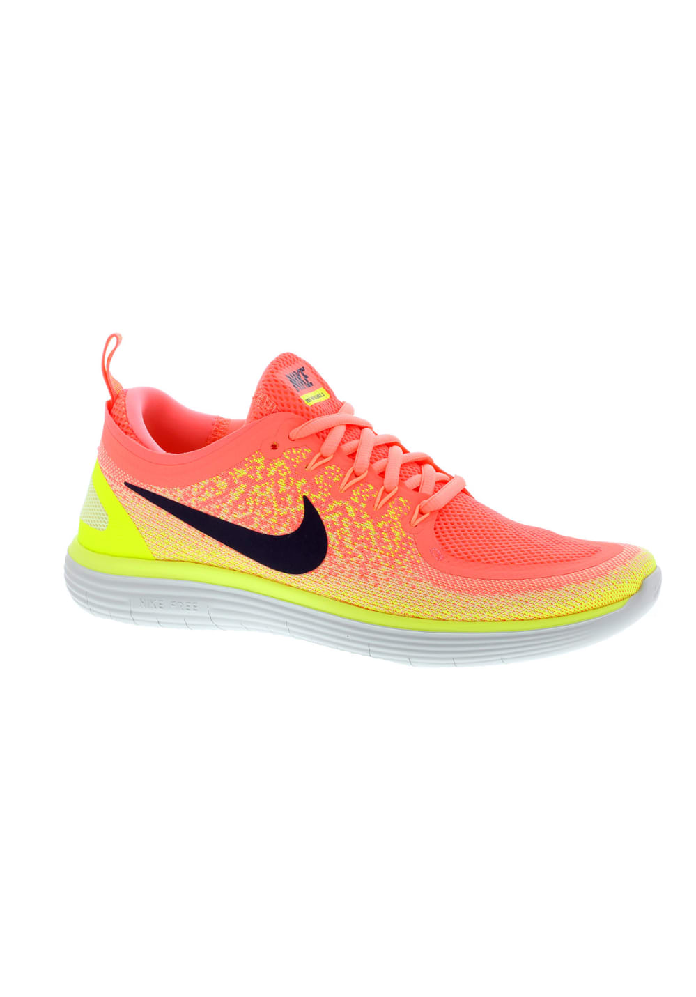 brand new 9ceff 89435 Nike Free RN Distance 2 - Running shoes for Women - Orange
