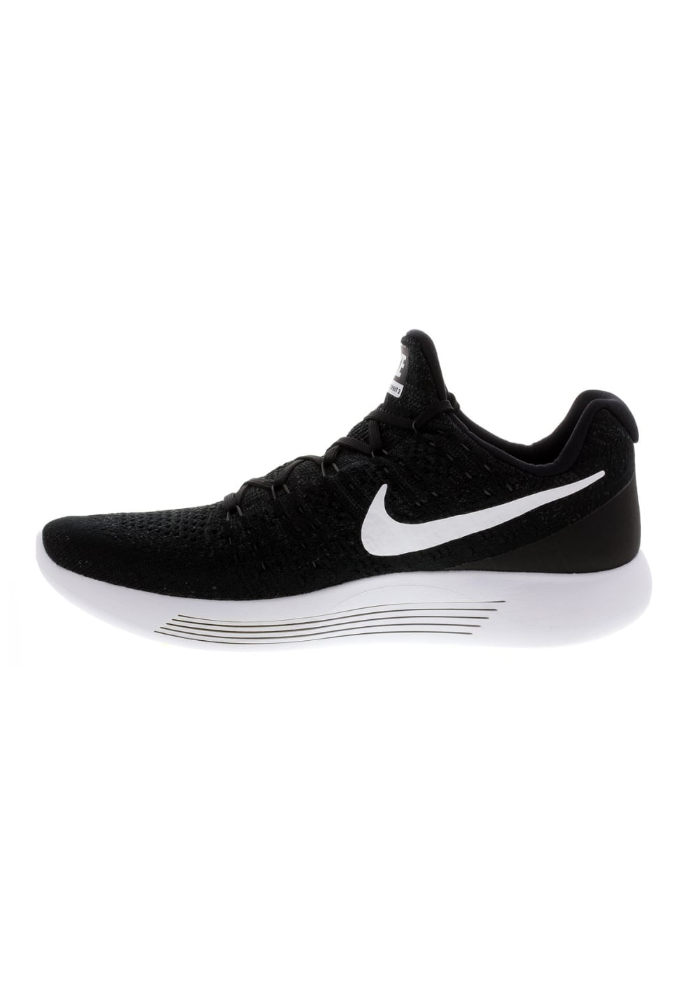 sale retailer 9dcd7 a6cfc Nike Lunarepic Low Flyknit 2 - Running shoes for Men - Black