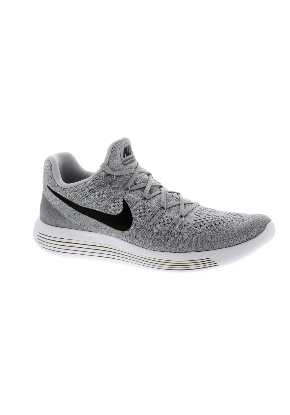 new arrival 997c1 447cd Nike Lunarepic Low Flyknit 2 - Running shoes for Men - Grey