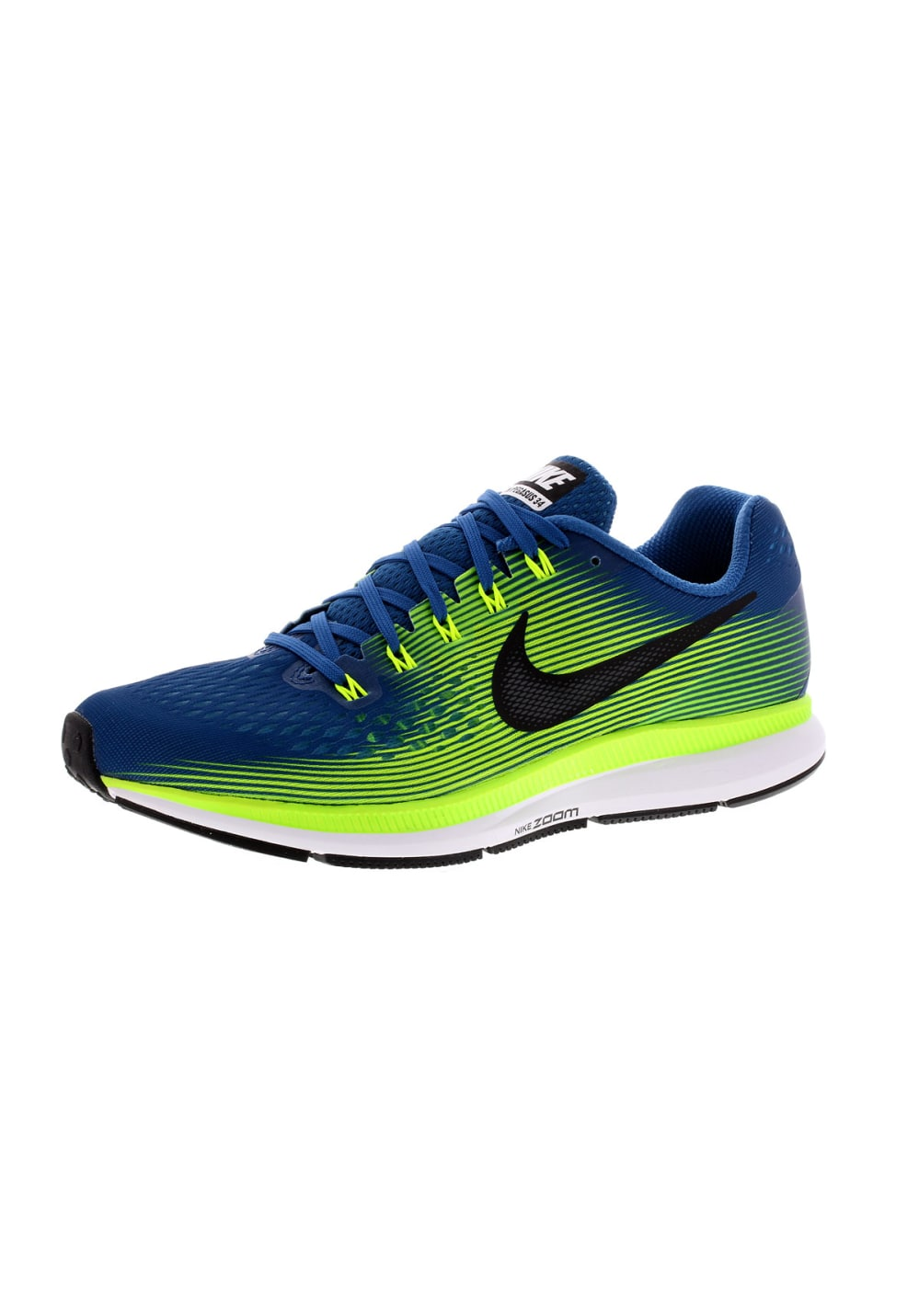 c74338f6aa0 Nike Air Zoom Pegasus 34 - Running shoes for Men - Blue