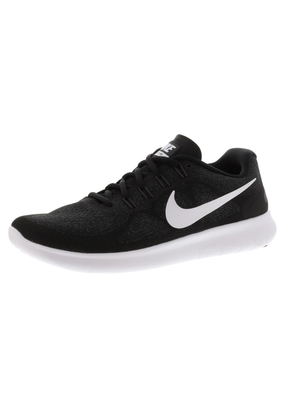 best loved 58e7c a747c Nike Free RN 2017 - Running shoes for Women - Black   21RUN