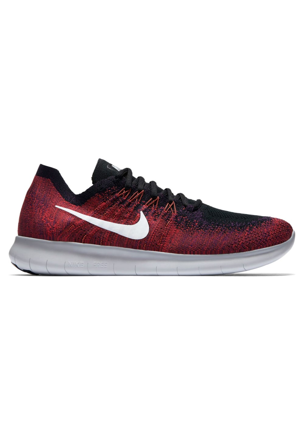 info for 2c286 d465e Nike Free RN Flyknit 2017 - Running shoes for Men - Red