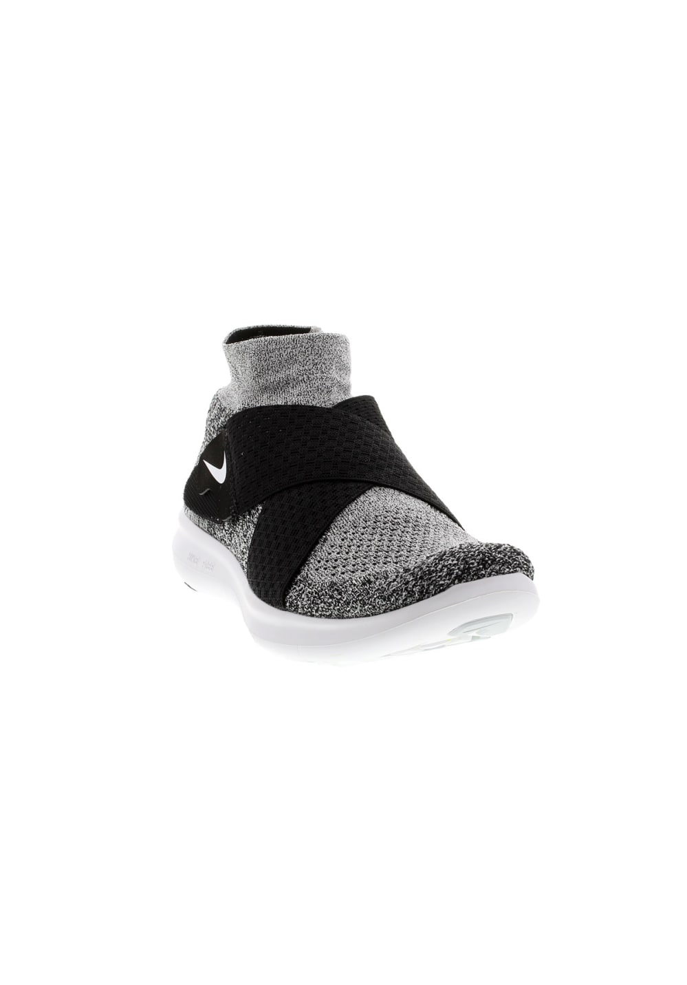 Nike Free RN Motion Flyknit 2017 Chaussures running pour Homme Gris