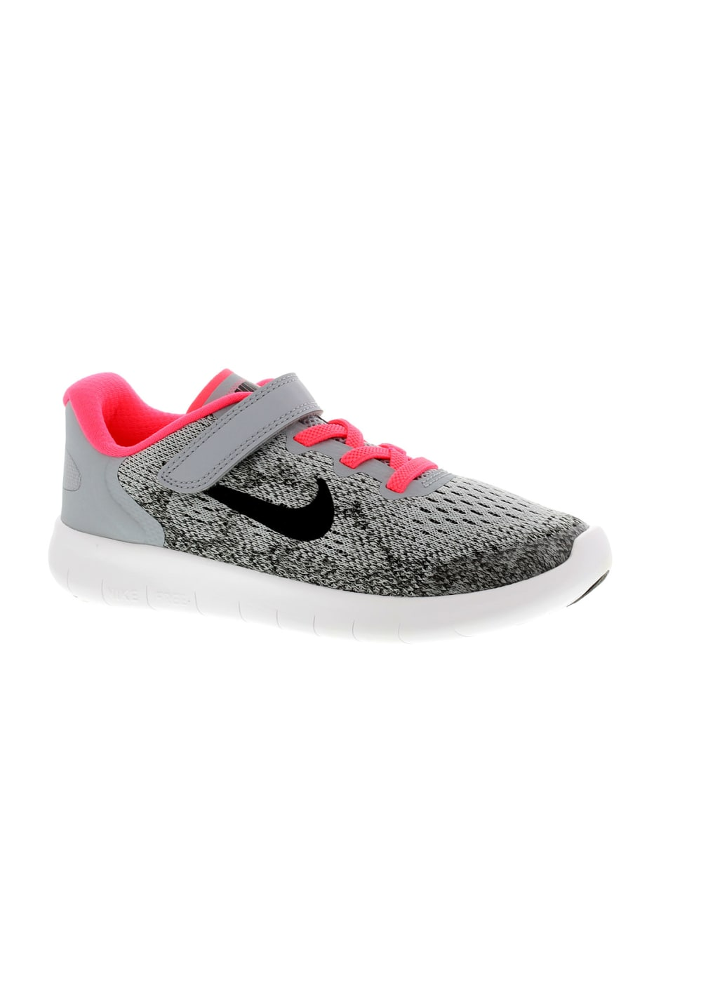 new product 12e69 1958e Nike Girls Free RN 2 PSV - Running shoes - Grey
