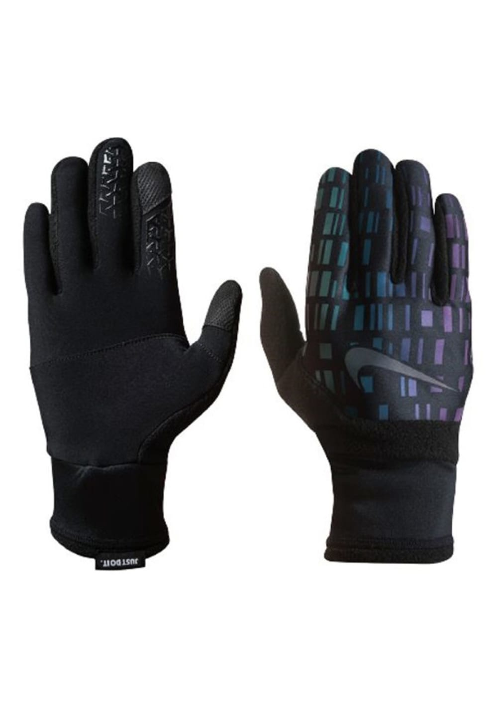 Nike Vapor Flash Run Gloves 3.0 - Running gloves for Women - Black ... 1eaa5f8a8