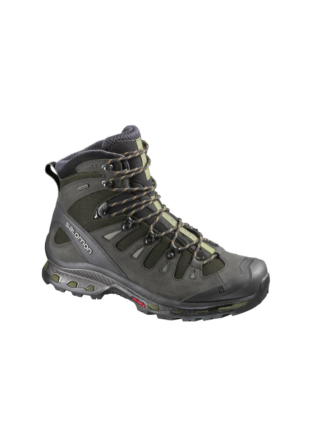 c6689068d39 Salomon Quest 4D 2 GTX - Outdoor shoes for Men - Grey