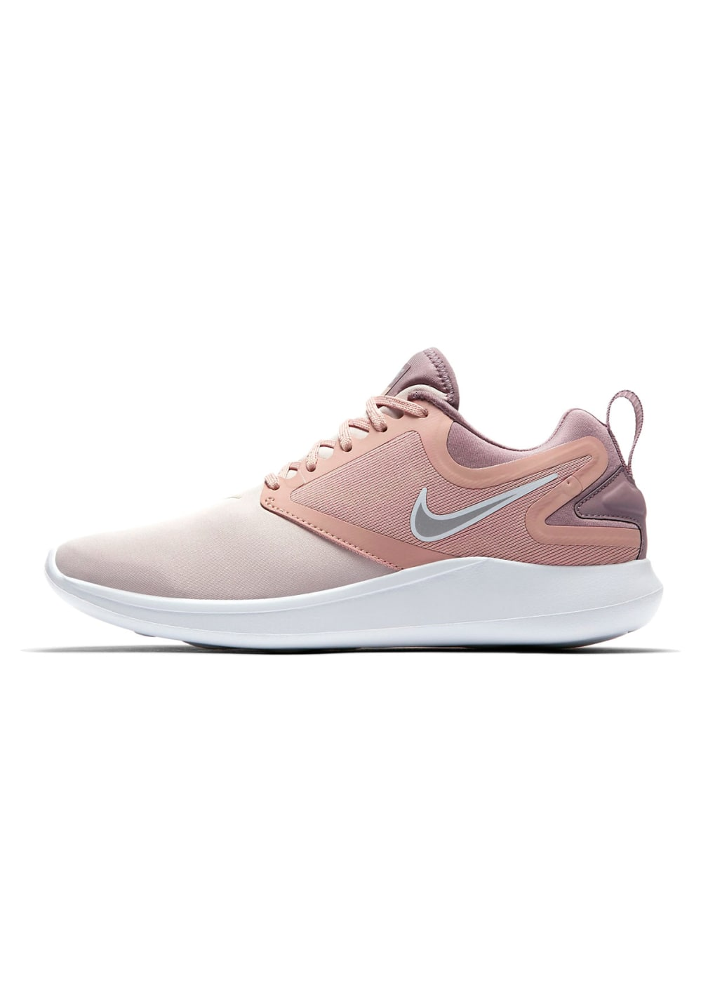 promo code 35a04 f6f37 Nike LunarSolo - Chaussures running pour Femme - Rose  21RUN