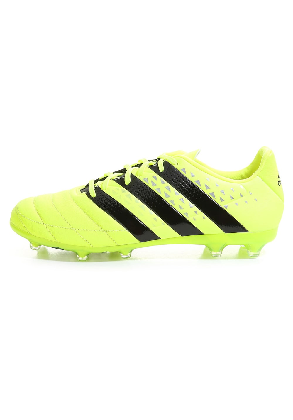 cheaper c5f43 c3218 adidas ACE 16.2 FG Leather - Football Shoes for Men - Yellow