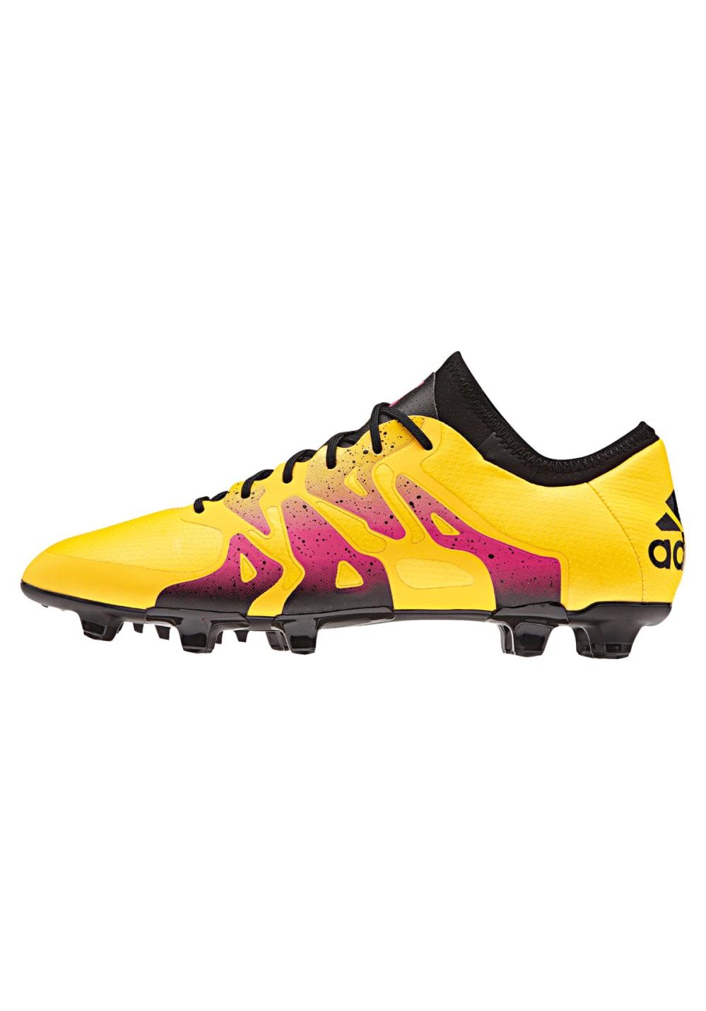 cdf98de29978 adidas X 15.1 FG AG - Football Shoes for Men - Orange