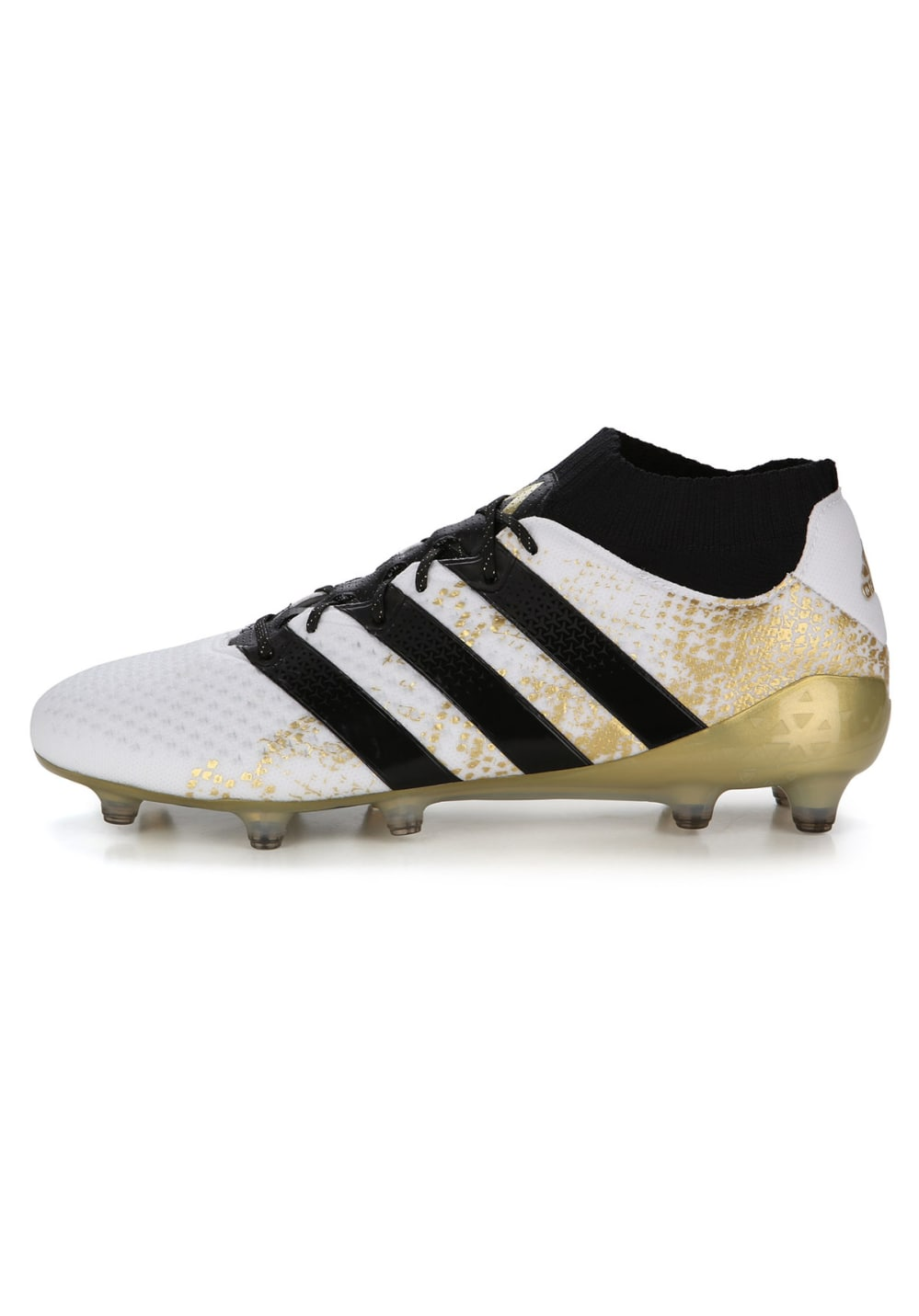 cheap for discount e7ba9 eff82 ... adidas ACE 16.1 Primeknit FG - Football Shoes for Men - White. Back to  Overview. 1 2 3 4 5. Previous. Next