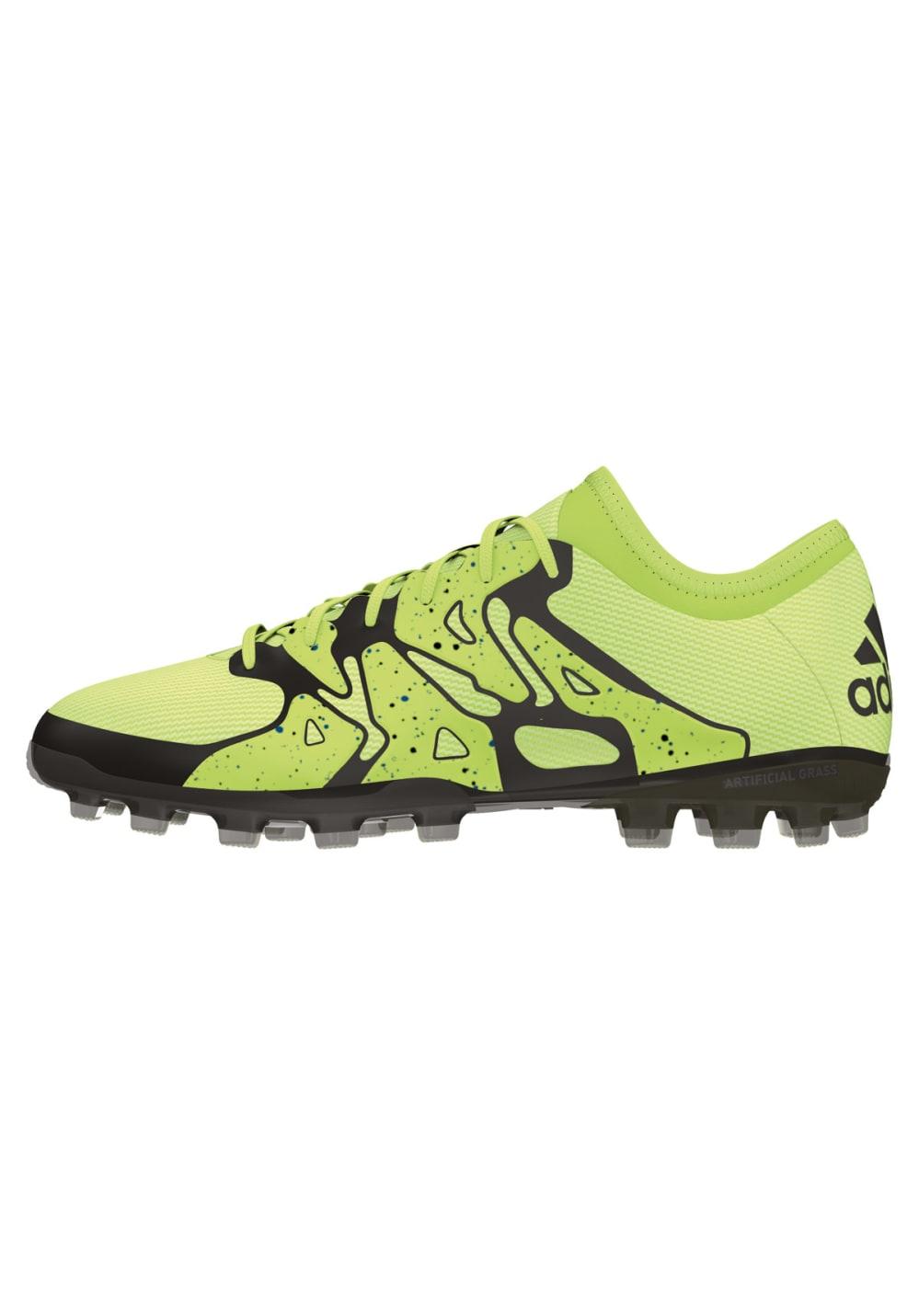 san francisco 8fe9c b66e6 adidas X 15.1 AG - Football Shoes - Green