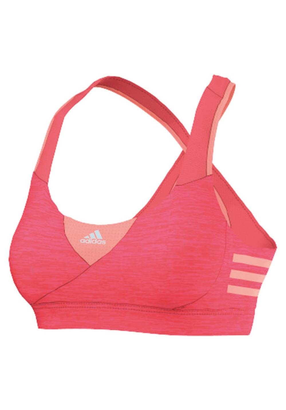 3dbd7217b1 ... adidas Supernova Melange Bra - Sport Bras for Women - Red. Back to  Overview. 1  2. Previous