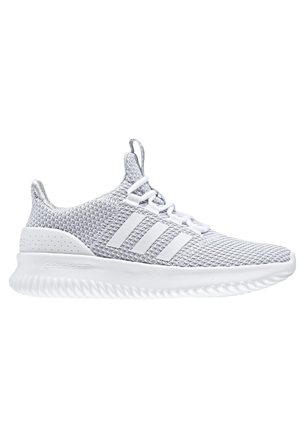 adidas neo Cloudfoam Ultimate - Sneaker - Weiß