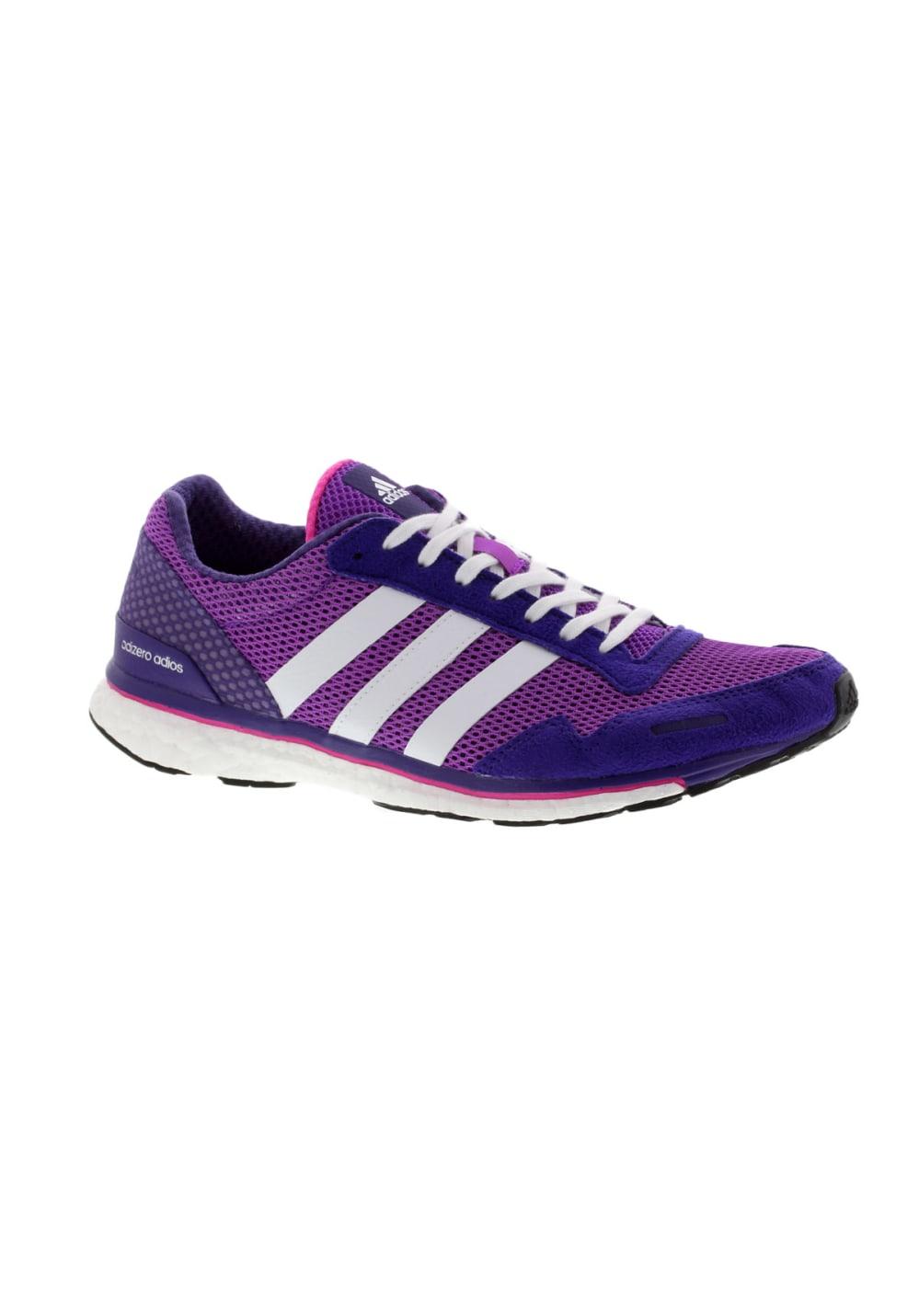 Adidas Adizero Adios 3 Laufschuhe F 252 R Damen Lila 21run