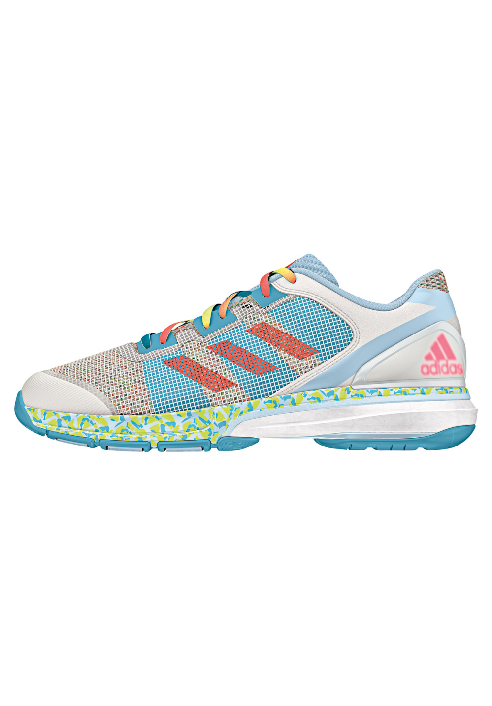 3c3dbaed4 ... adidas Stabil Boost II - Handball shoes for Women - Grey. Back to  Overview. 1  2. Previous