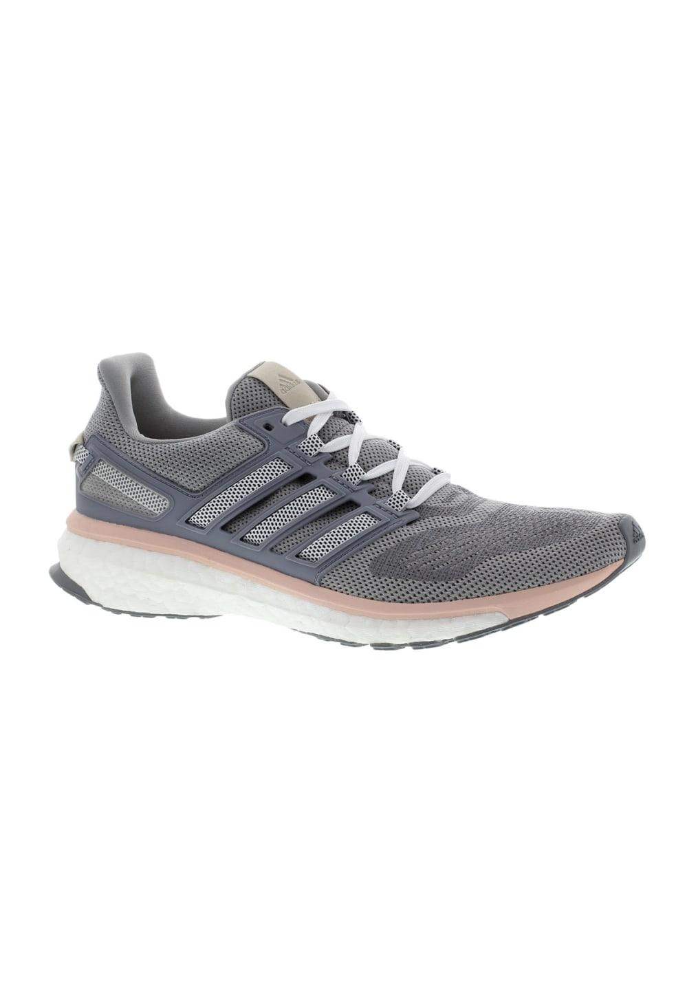 adidas Energy Boost 3 - Laufschuhe für Damen - Grau