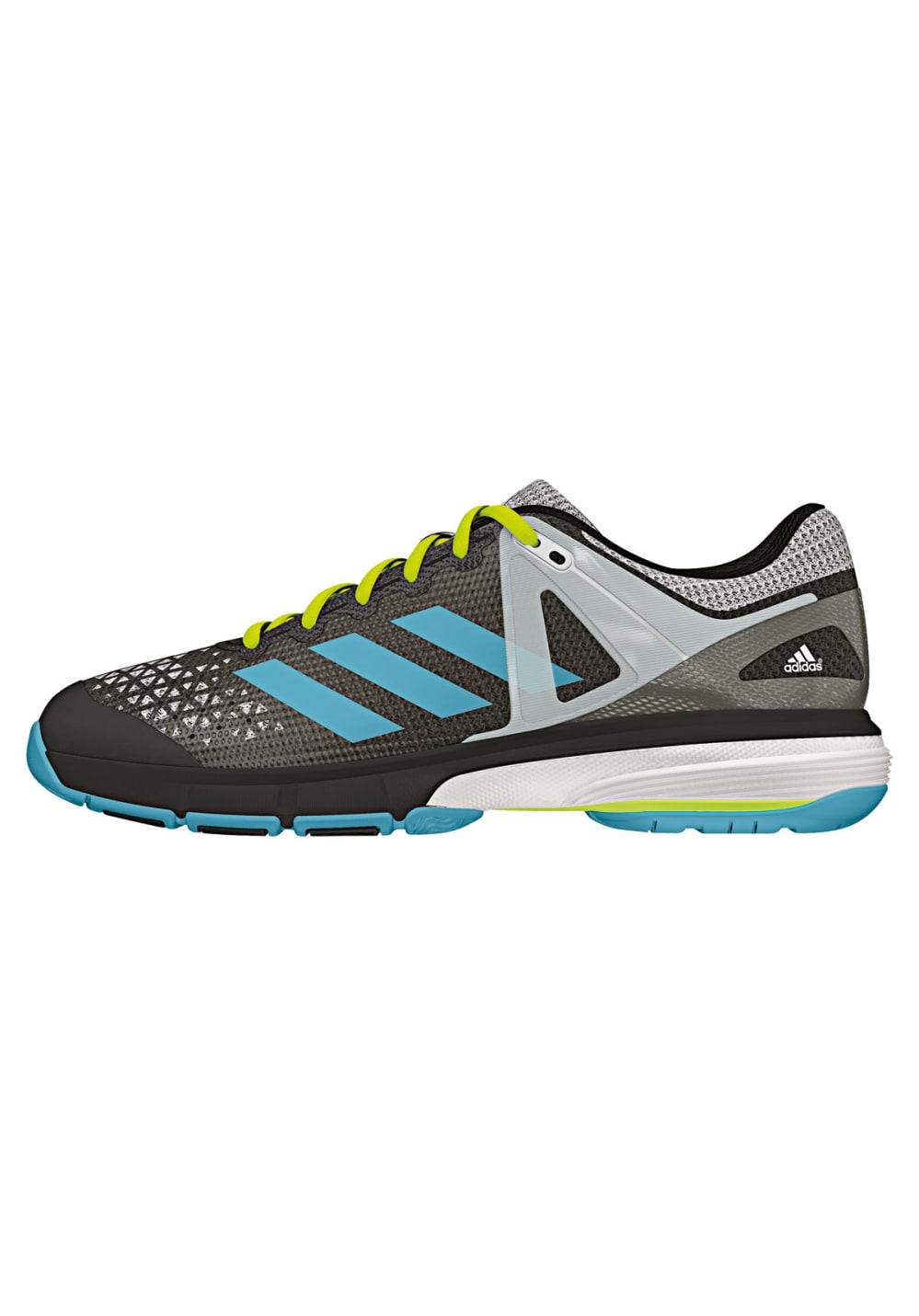adidas Court Stabil 13 - Handballschuhe für Damen - Schwarz