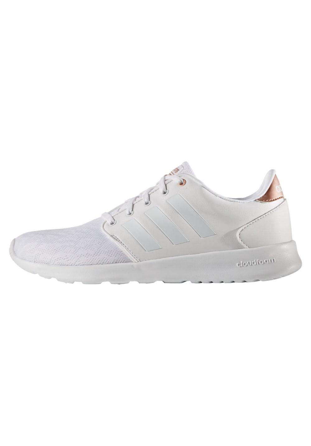 adidas neo Cloudfoam QT Racer - Sneaker für Damen - Grau