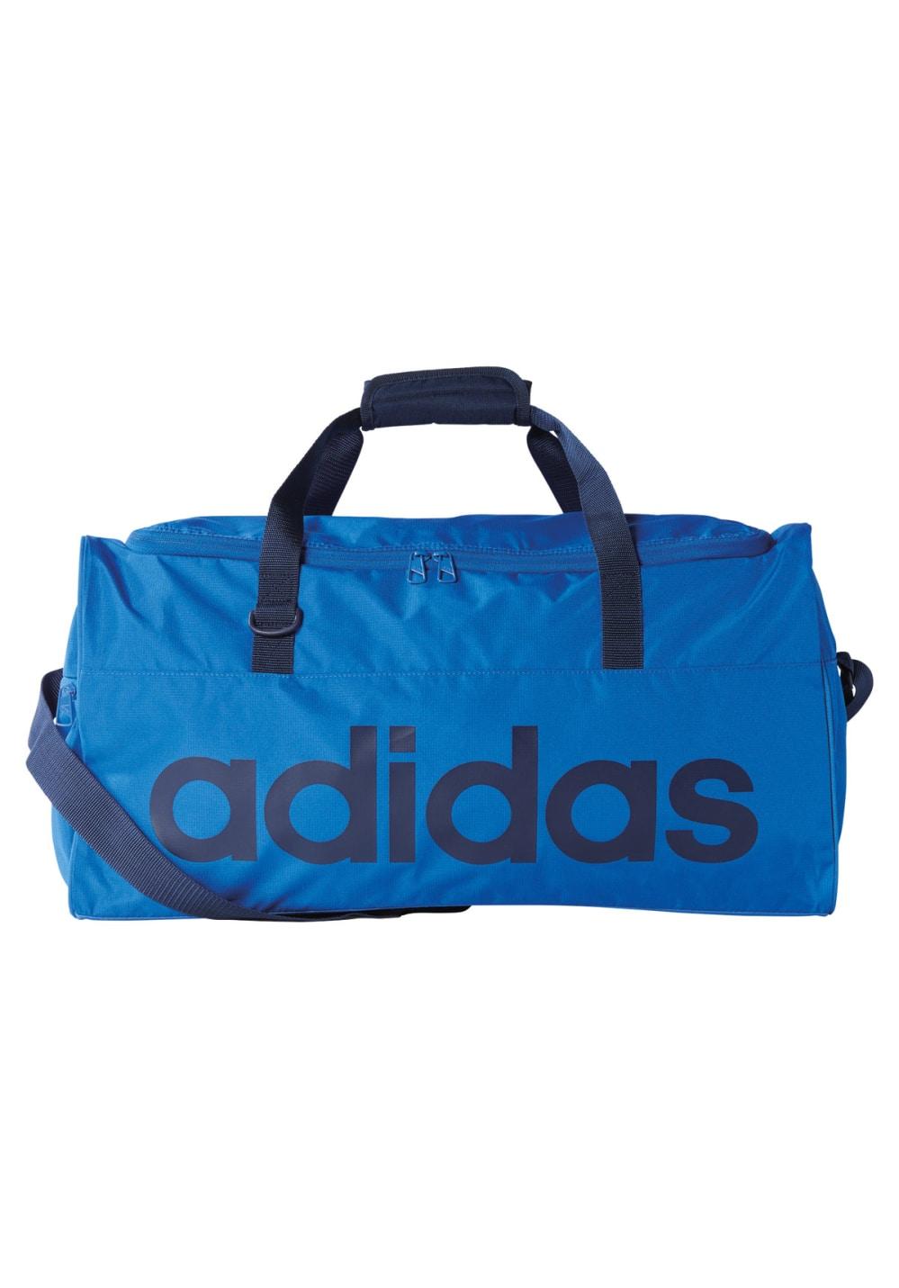c86c25468 adidas Linear Performance Teambag M - Bolsas de deporte - Azul   21RUN
