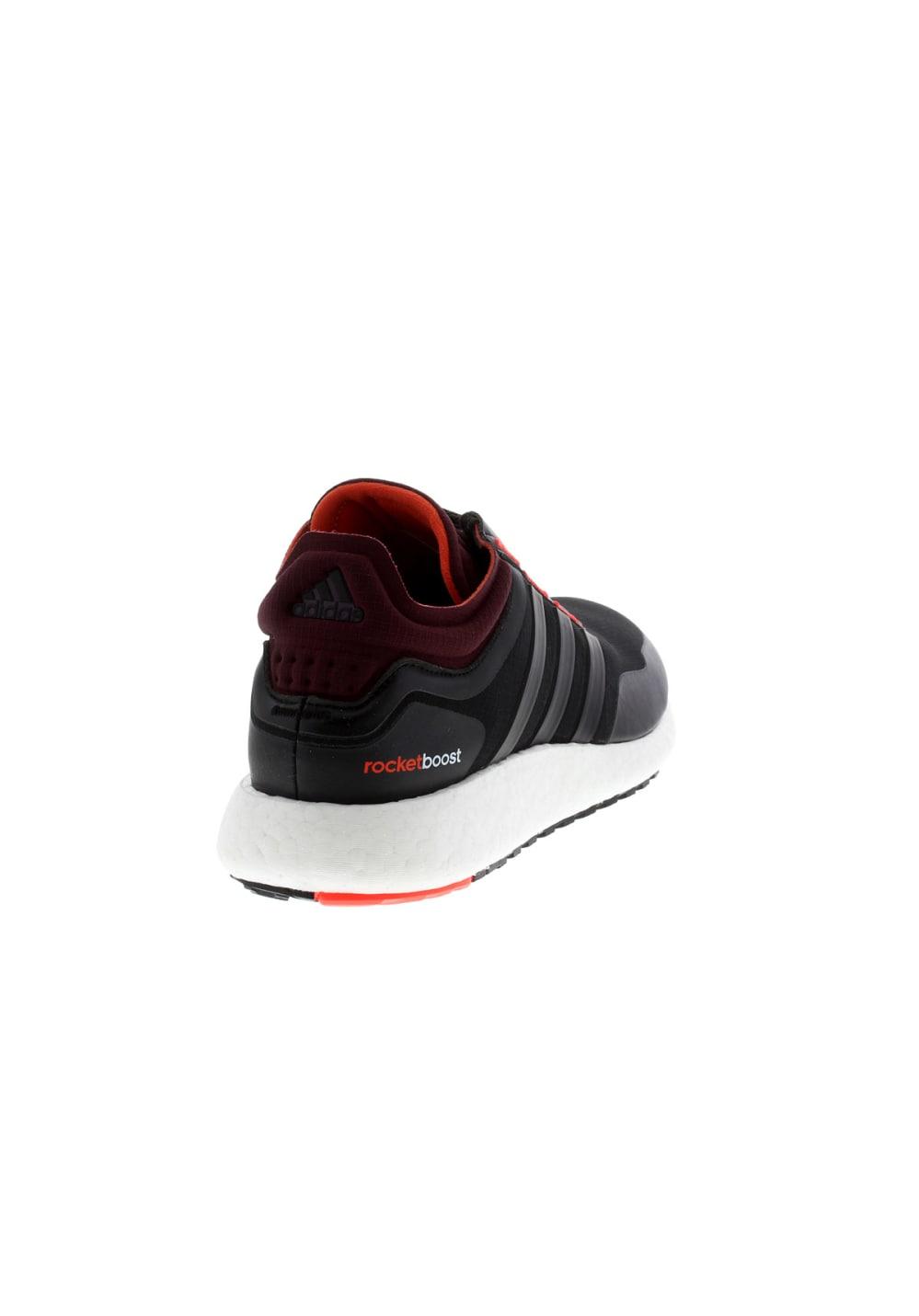 adidas Chaussures Running CLIMAHEAT ROCKET BOOST Femme noir