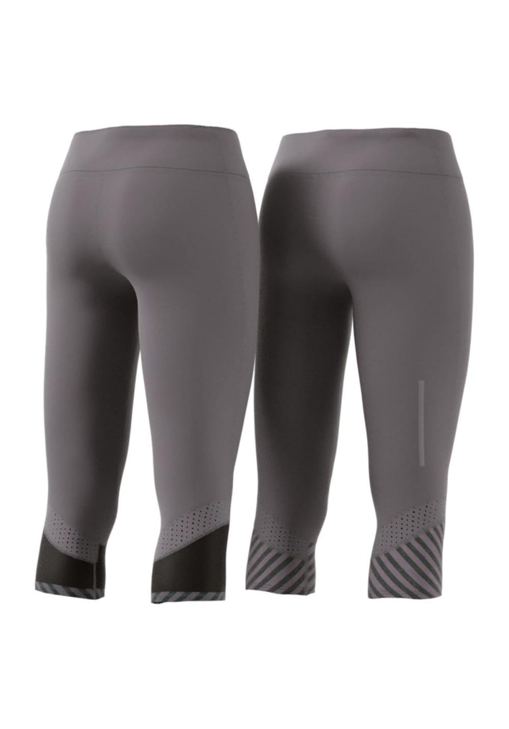 21db22f65 adidas Supernova Tko Reversible 3 4 Tight - Running trousers for ...