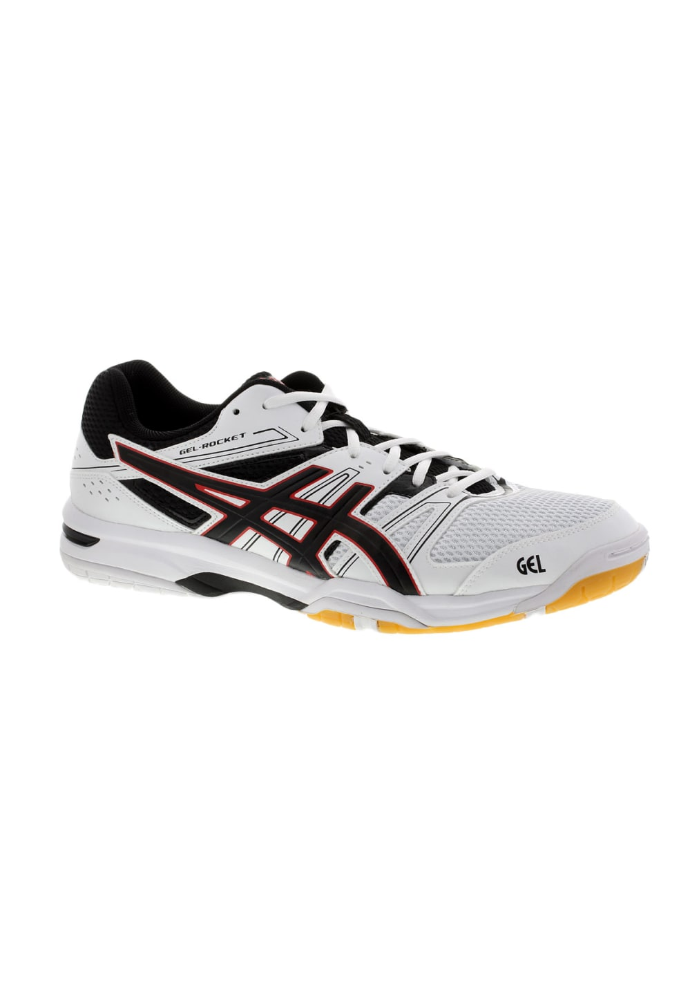 ASICS GEL Rocket 7 Volleyball shoes for Men White