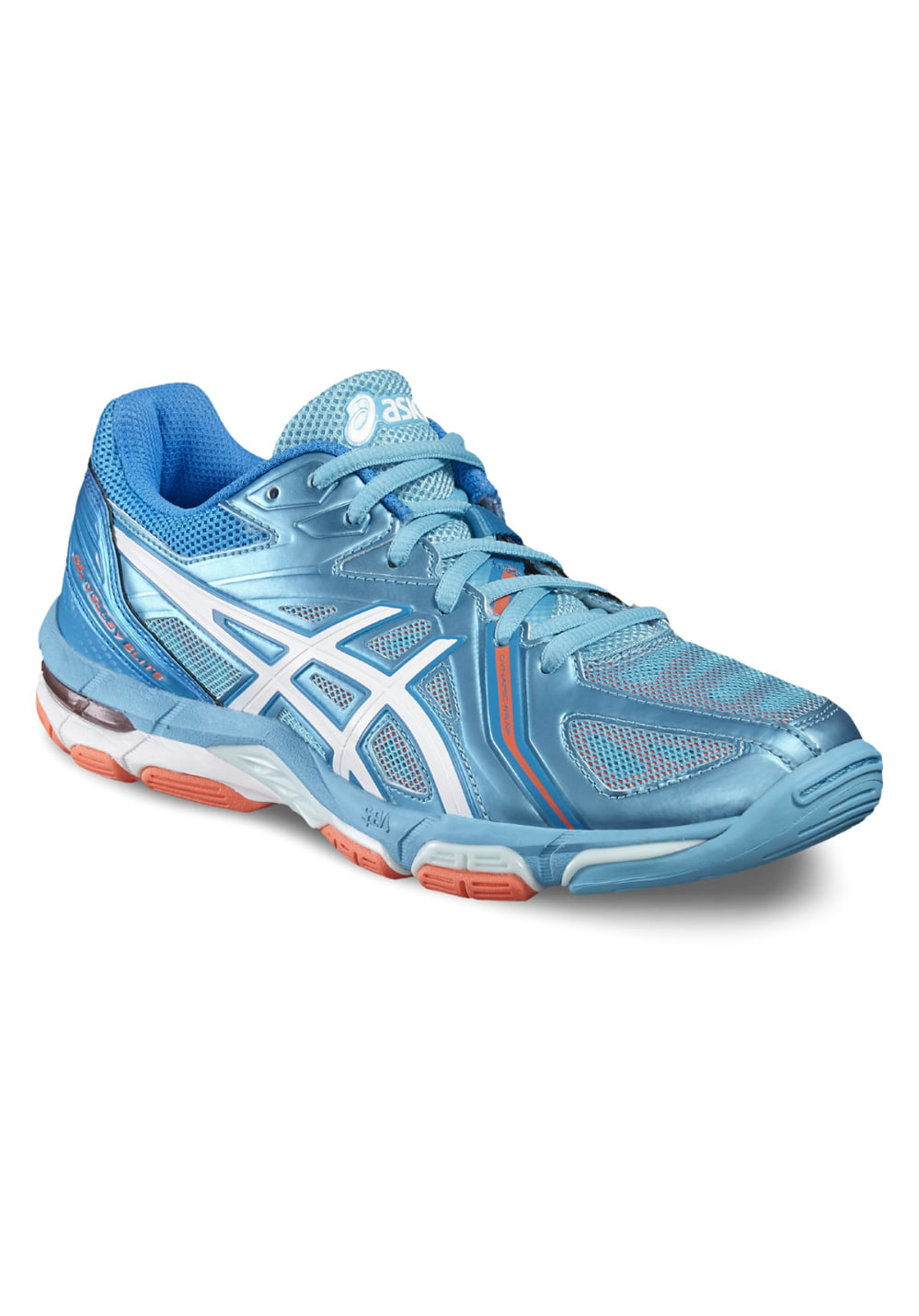 ASICS GEL Volley Elite 3 Volleyball shoes for Women Blue