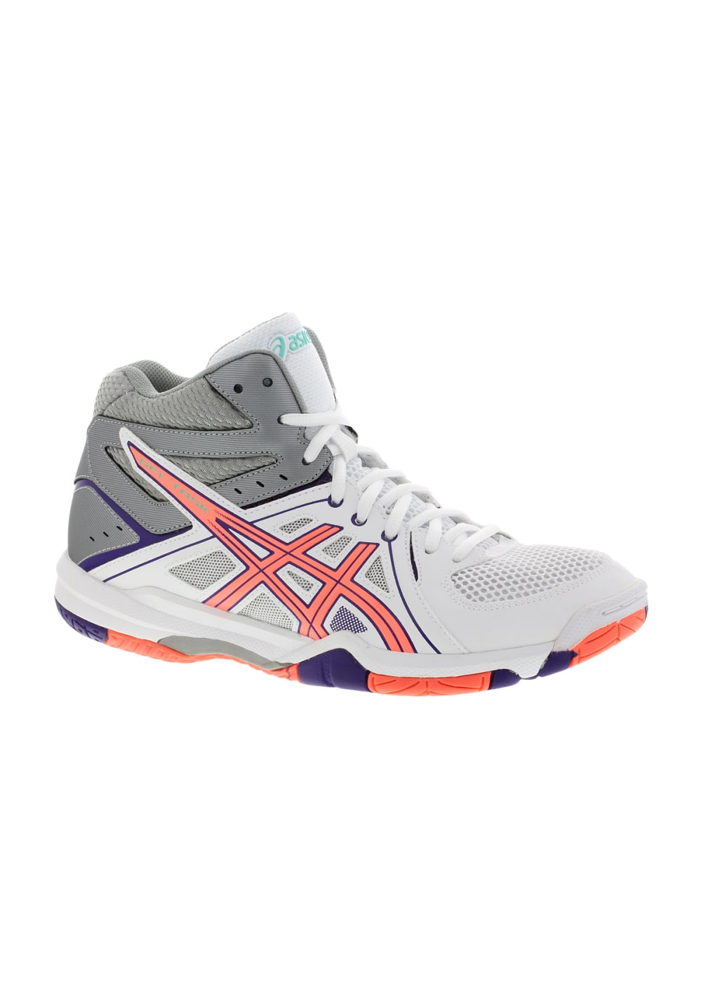 502793de177a ASICS GEL-Task MT - Volleyball shoes for Women - White
